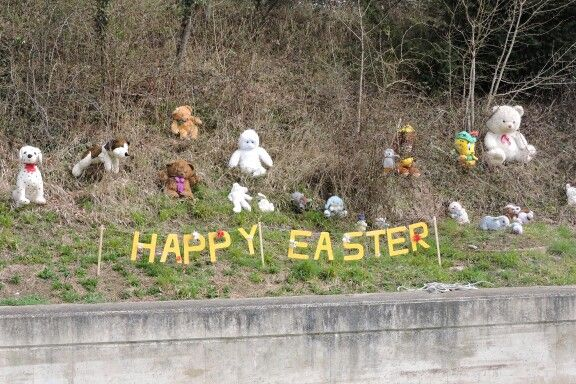 Happy Easter from everyone at the Wey and Arun Canal Trust