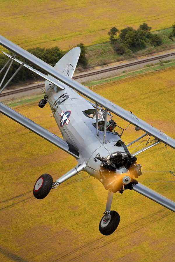 61 best Stearman images on Pinterest | Airplanes, Air ride and Aircraft