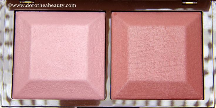 KIKO Milano Blush Cocoa Shock in 02 Silky Rose and Mauve Review and Swatches