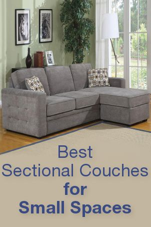Best Sectional Couches For Small Spaces | Overstock™