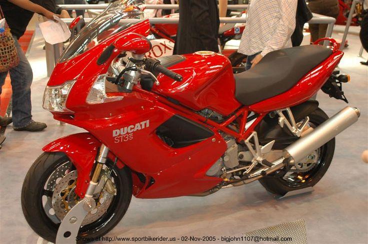 2006 Ducati ST3.my bike