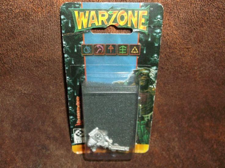 Warzone Mutant Chronicles Ducal Militia HMG Specialist!!! #Warzone