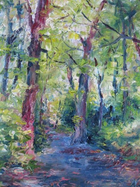 'Woodland Walk' www.niamhslack.com
