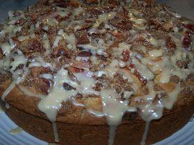 EZ Gluten Free: The Elvis Coffee Cake