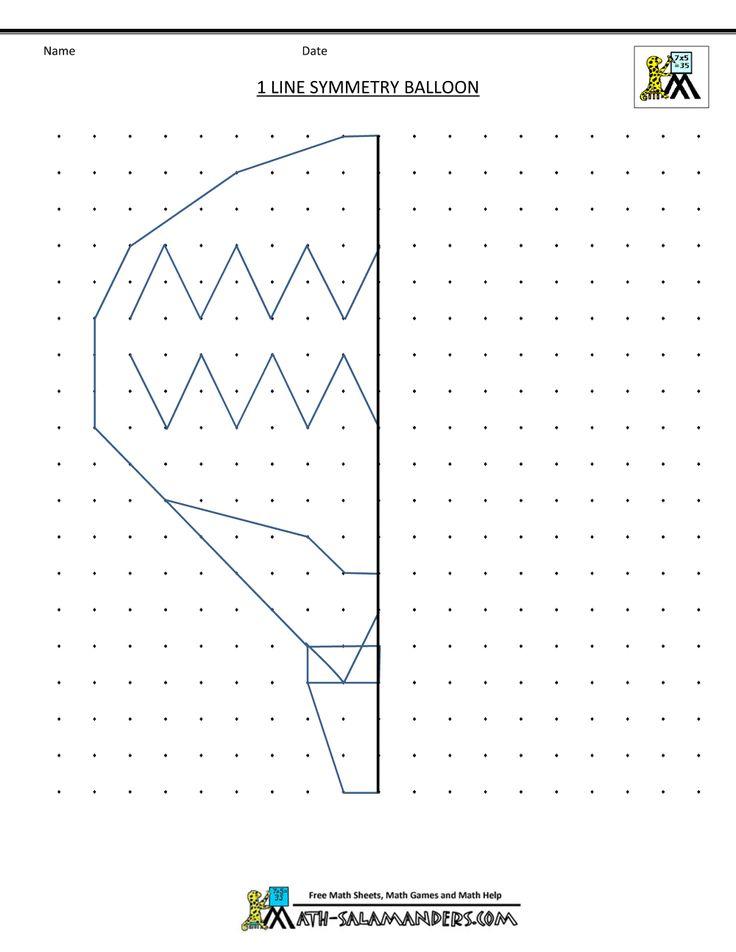 Drawing Lines Of Symmetry Ks : Best symmetry worksheets ideas on pinterest