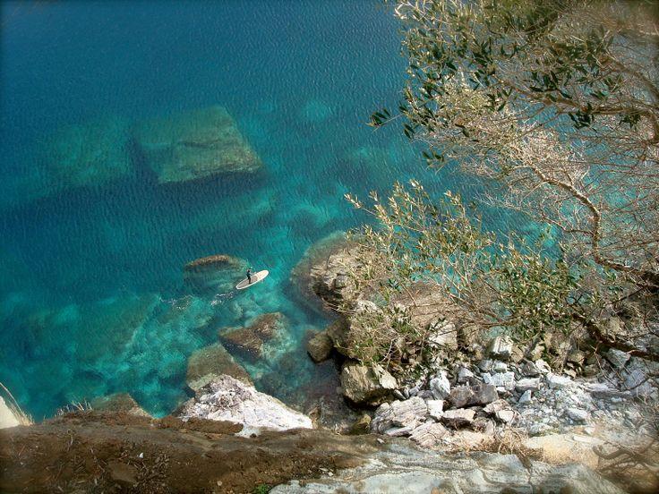 Ag. Ioannis, Skopelos, Greece.