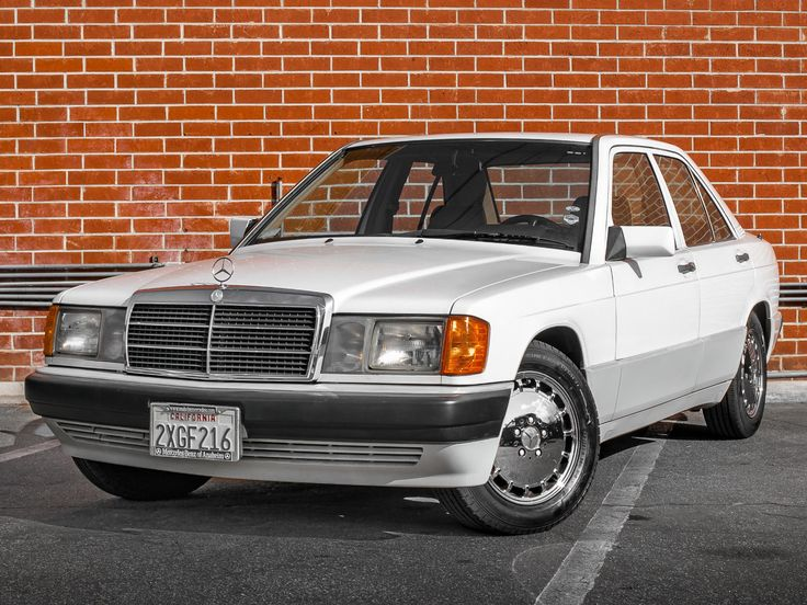1991 Mercedes-Benz 190-Series 2.6L 1991 Mercedes-Benz 190E 2.6