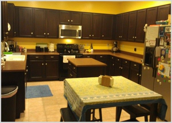 1000+ ideas about Refinished Kitchen Cabinets on Pinterest ...