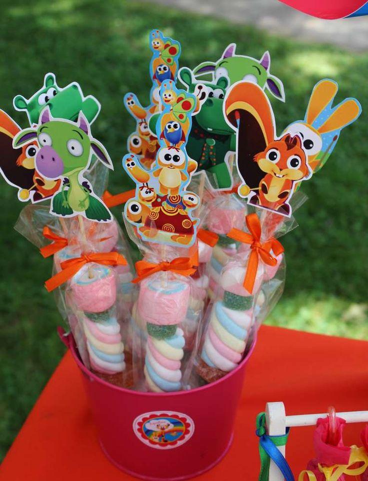Baby TV  Birthday Party Ideas | Photo 4 of 15