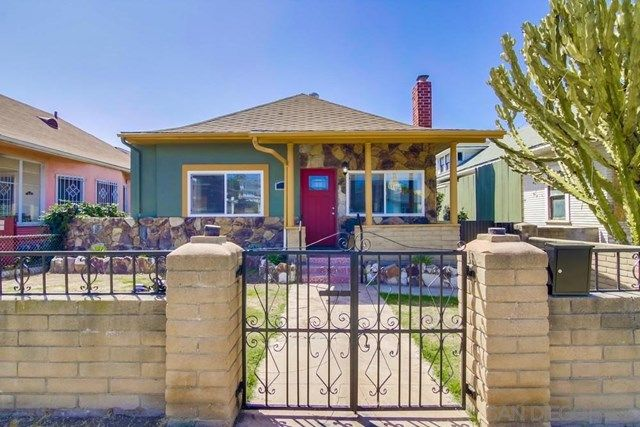 2415 Island Ave San Diego Ca 92102 3 Beds 1 Bath 1000 Sq Ft Built In 1904 See More Real Esta San Diego Houses Sale House San Diego Real Estate