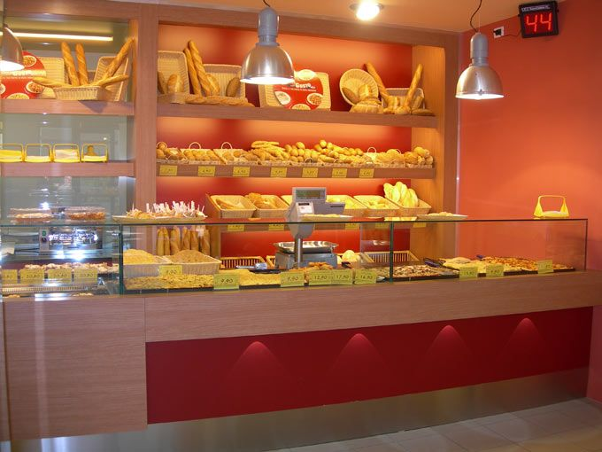 Stylish Bakery Interior Design Ideas With Modern Design Interior And  Minimalist Décor