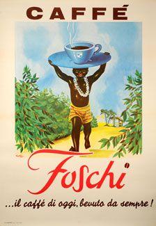 """Caffe Foschi"" Gianrosa - 1960"