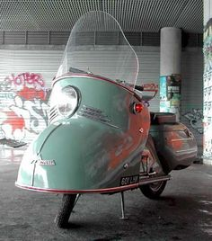 Maico-Mobil Scooter ♥
