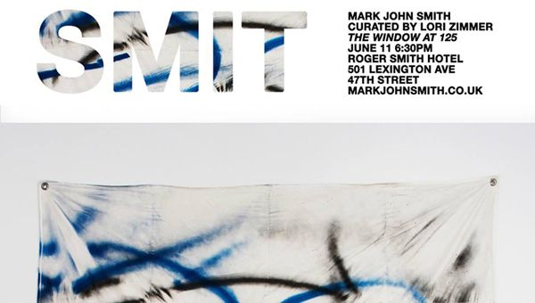 Save the Date- Mark John Smith at Roger Smith Hotel 6/11 - http://art-nerd.com/newyork/save-the-date-mark-john-smith-at-roger-smith-hotel-611/