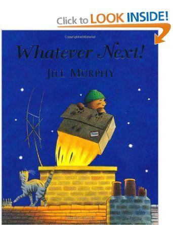 Whatever Next! Jill Murphy: Books