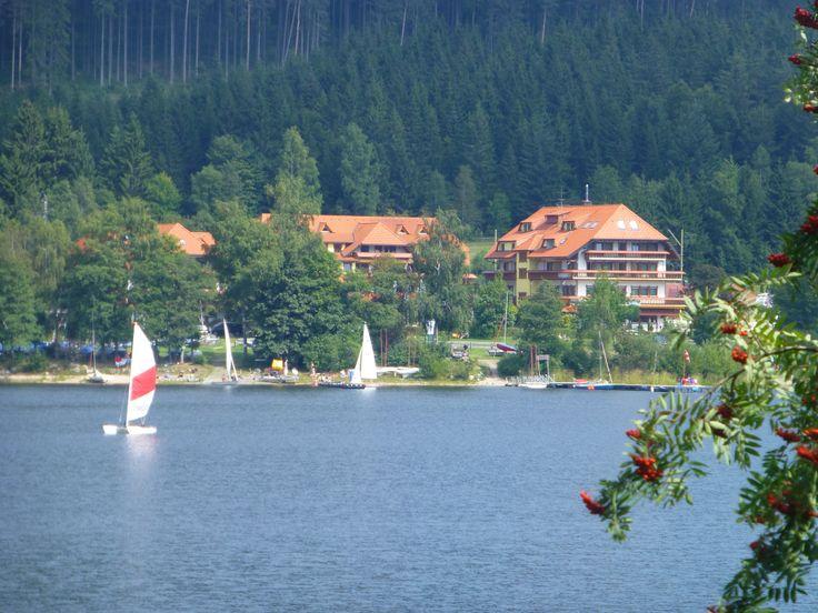 Wellnesshotel Auerhahn am #Schluchsee im #Schwarzwald  http://www.auerhahn.net