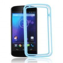 Bumper Nexus 4 - Bleu Clair  5,99 €