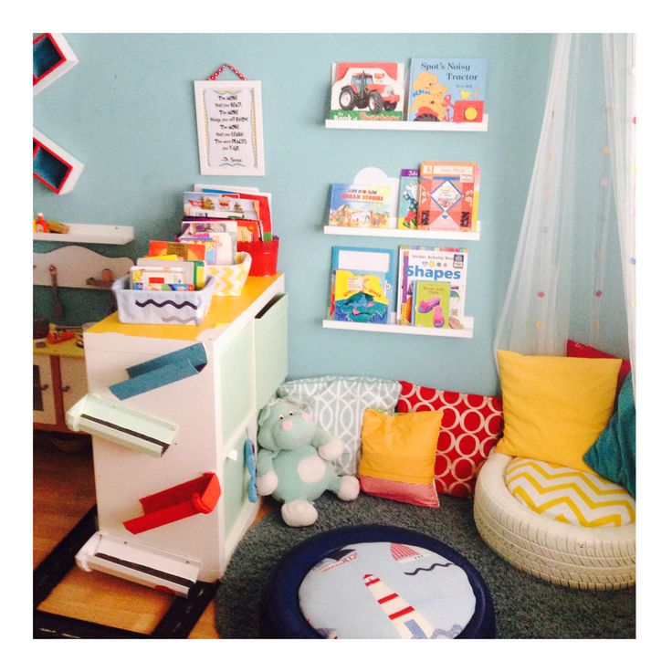 Reading nook #grilloesigns