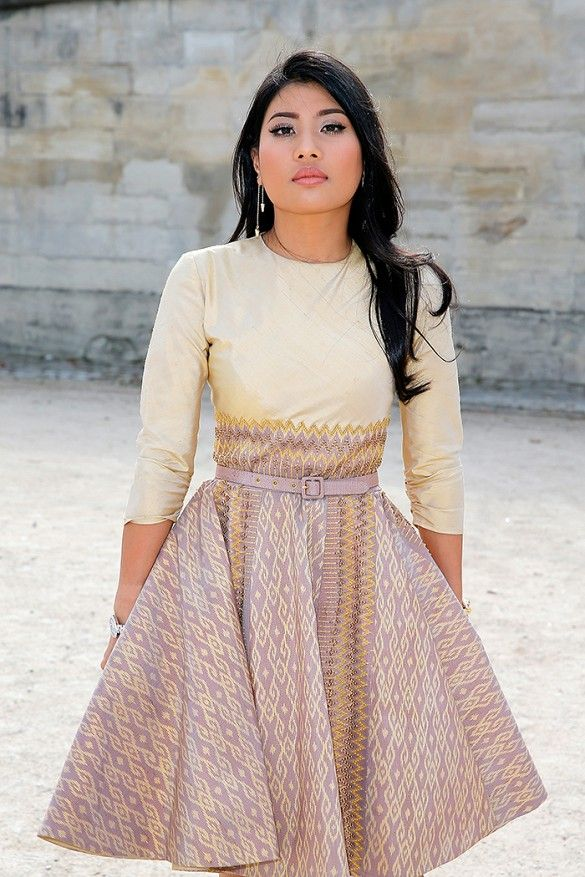 Princess Sirivannavari Nariratana. | The Princess of Thailand's Style Is Beyond Beautiful via @WhoWhatWear