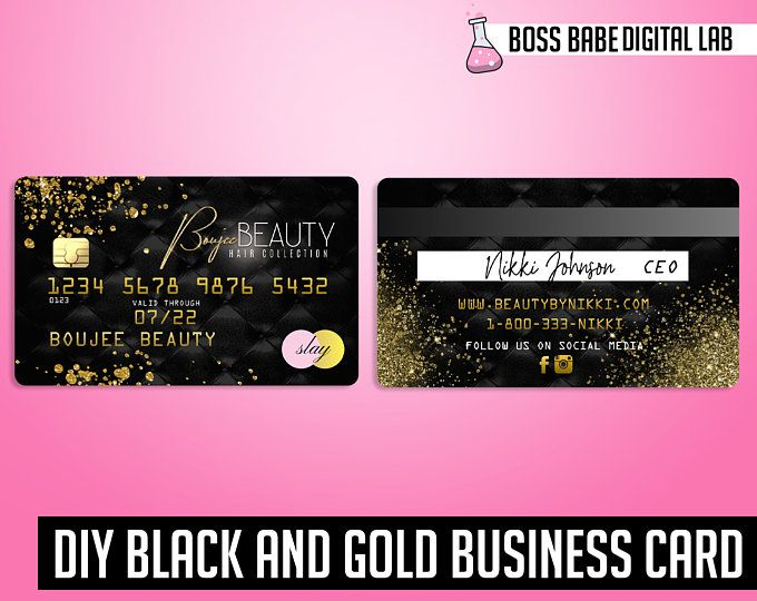 Headwrap Woman Svg Gold Glitter Headwrap Png Gold Black Girl Etsy Credit Card Design Diy Business Cards Business Credit Cards