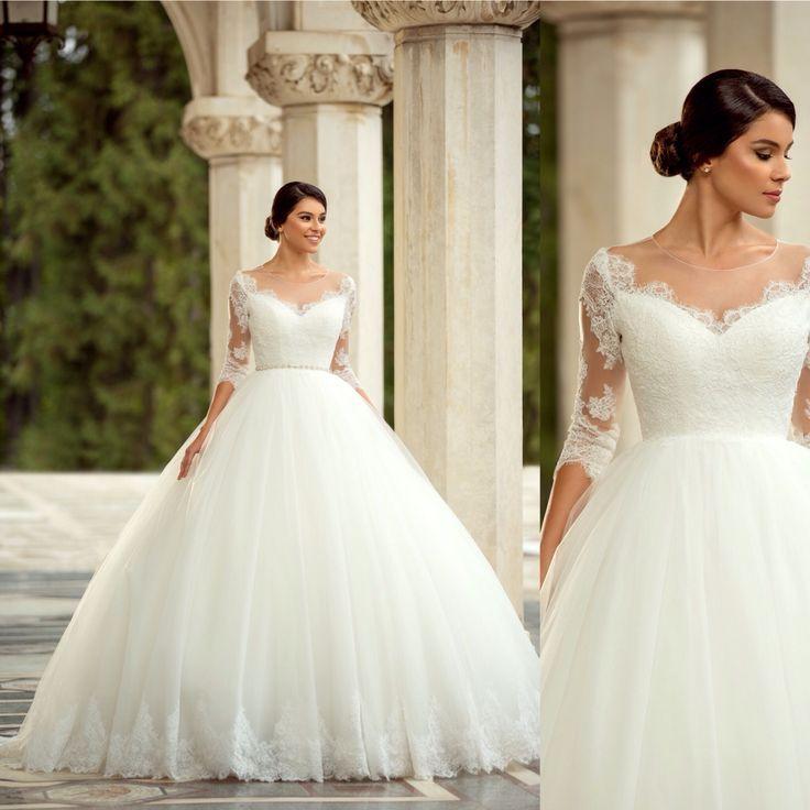 Aryanna Karen 2016 facebook.com/aryannakaren #rochiidemireasa #bridalgowns #bridal #bridals #rochiidemireasa2016 #rochii #rochiedemireasa #weddingdress #weddingdresses