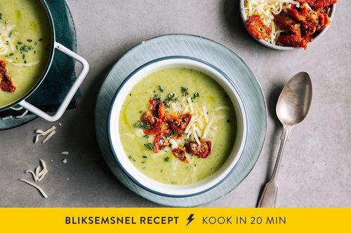Broccolisoep Marley Spoon, soep