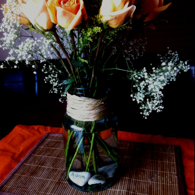 17 best images about vases on pinterest flowers vase for How to make flowers float in vases
