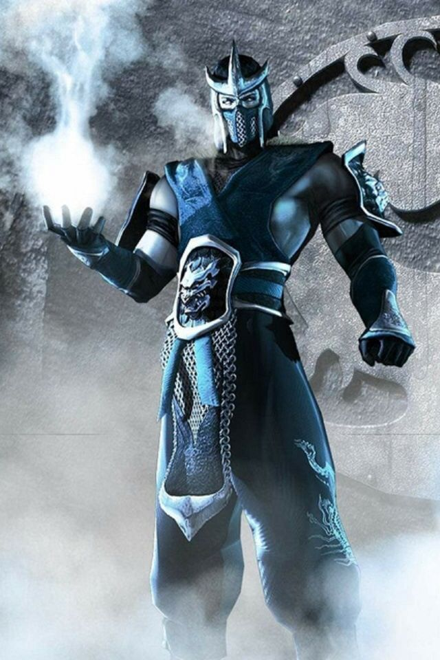 Sub zero is the best in mortal combat next to Freddy cougar