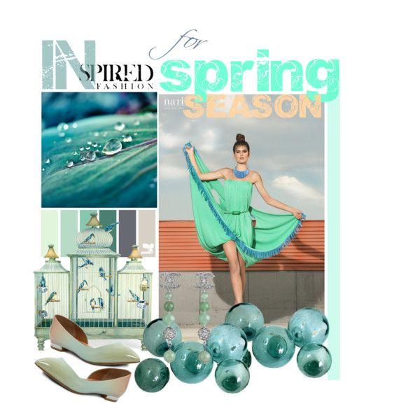 Spring fashion ideas by natipureidea on Polyvore