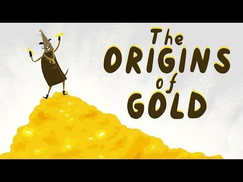 TED Animation - The Origins of Gold Oct 2015