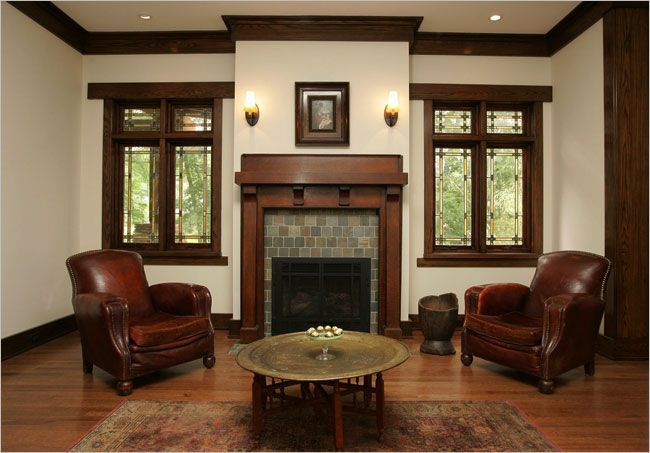 Architects and buyers show a growing fascination with the Arts and Crafts style developed in the early 20th century.