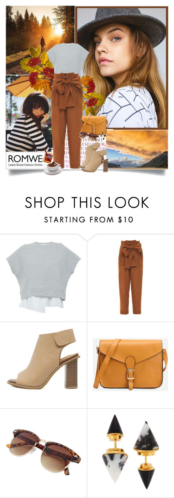 Fall is here... by reka97 on Polyvore featuring 10 Crosby Derek Lam, Jonathan Saunders and Vita Fede