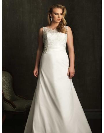 Těhotenské Taft Empírové Svatební šaty 2013