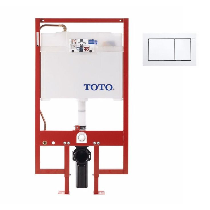 Toto Dual-flush Toilet Tank