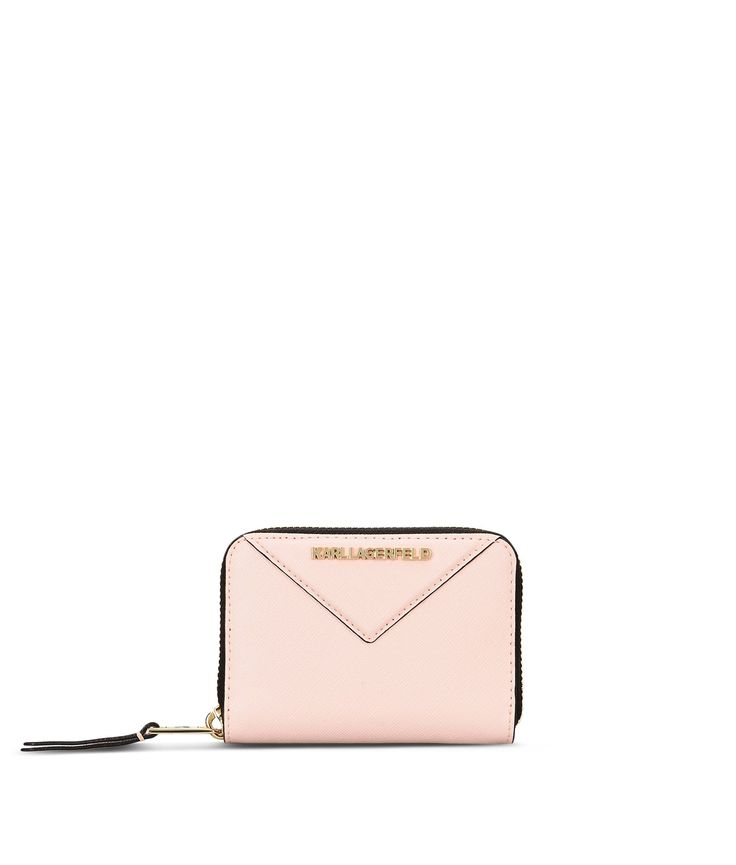 Are you looking for Karl Lagerfeld women's K/KLASSIK SMALL ZIP WALLET? Discover all the details on Karl.com. Fast delivery and secure payment.