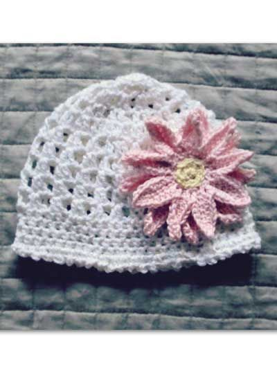 17 Best images about Crochet - Daisies ! on Pinterest Crochet hat patterns,...