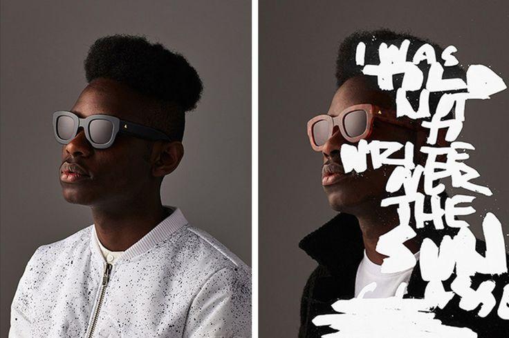 "I Love Ugly – ""Eyewear"" 2015 (Lookbook com Jesse Draxler) | The Hype BR"