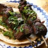Kafta (Lebanese Beef Kebabs) | SAVEUR Note: Aleppo pepper is 4 parts sweet paprika and 1 part cayenne