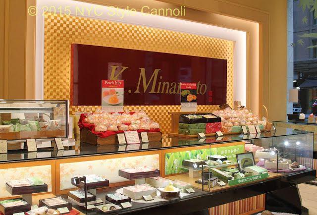 NYC, Style and a little Cannoli: Minamoto Kitchoan on Madison Avenue