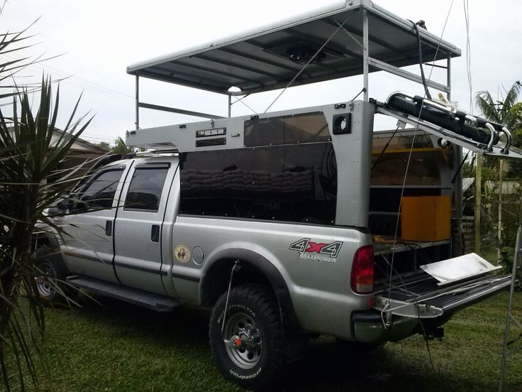 Toyota Tacoma Alaskan Camper Bing Images Pickup Camper