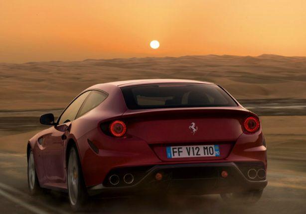 Ferrari FF - almost perfect