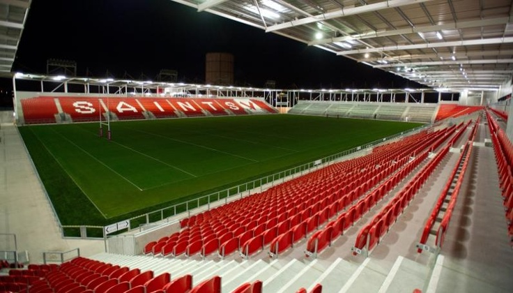 Langtree Park St Helens Rugby Ground