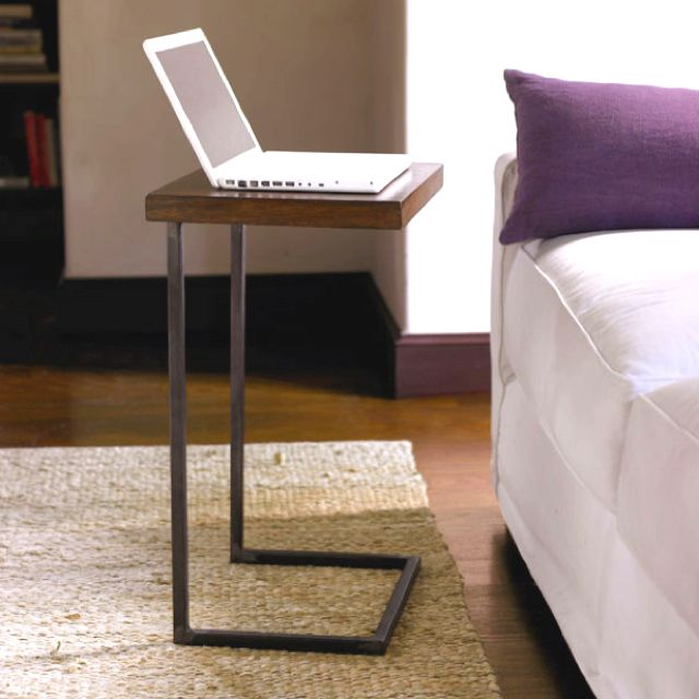 great bedside table for a small space
