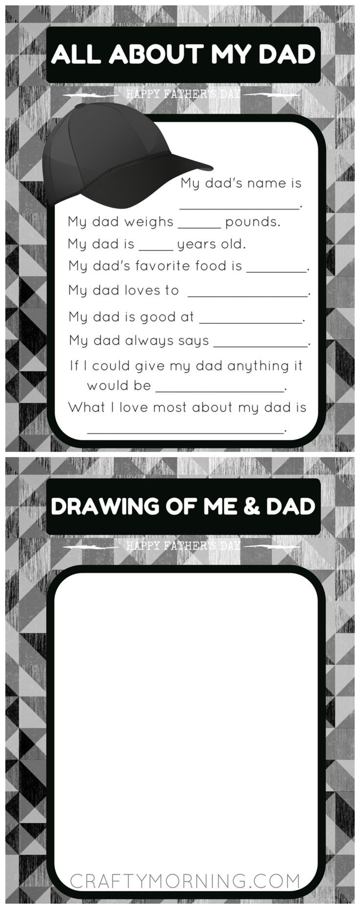 this free printable father u0027s day coloring page is for the best dad