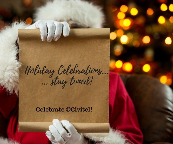 ✨Christmas & New Year's Celebrations!✨ Stay tuned! 🎅🎄 #christmas #NewYear #Christmas2017 #itsthemostwonderfultimeoftheyear #xmas #christmastime #festiveseason #giortastemazimas #civitelhotels