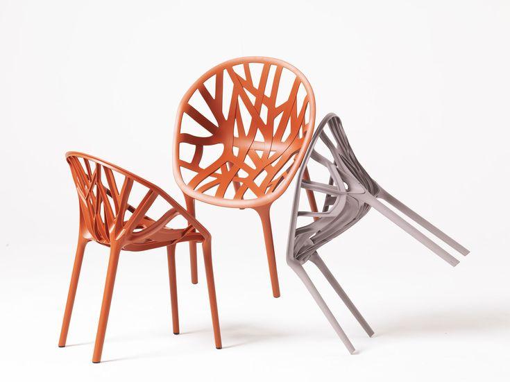 Vitra Moebel Kombiniert Mit: Vitra Dsw Eames Plastic Side Chair, Möbel