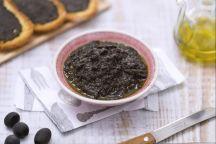 Ricetta Pate' di olive nere