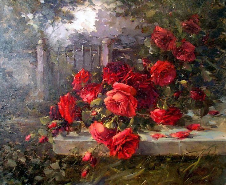 Художник R. Masson Benoit