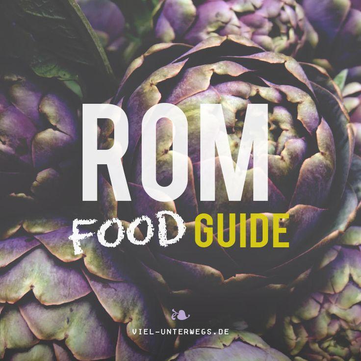 Essen in Rom: Eine Food-Tour im Arbeiterviertel Testaccio
