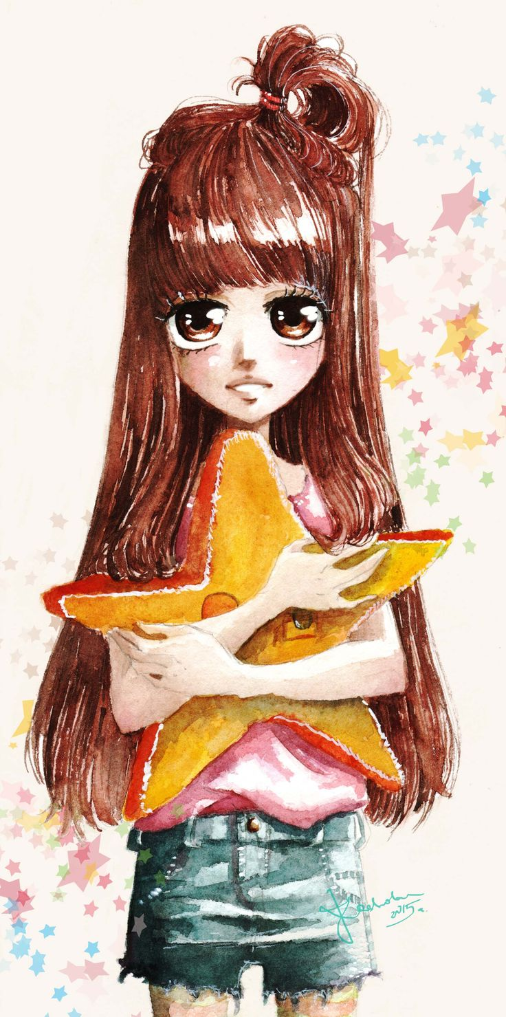 """""""Little star"""" by Kashoka"""
